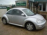 Volkswagen Beetle 2.0 2002MY RHD