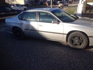 2004 Chevy  impala trade for truck