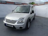 2012 12 FORD TRANSIT CONNECT 1.8 T200 LIMITED LR VDPF 1D 109 BHP DIESEL