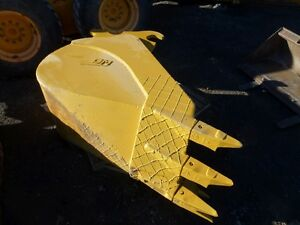 250 Series Weldco Beales Mfg HD Excavator Frost bucket
