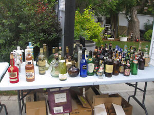 Bottle Collection Edmonton Edmonton Area image 1