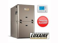High Efficiency Furnace Free Upgrade Rent to Own $0 Down