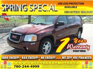2005 GMC Envoy XL 4dr 4WD     2 YEARS WARRANTY INCLUDED