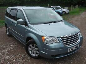 2009 CHRYSLER GRAND VOYAGER CRD TOURING * STOW & GO * MPV DIESEL