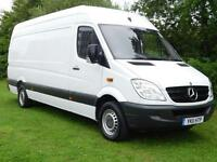 Mercedes Sprinter 311 CDI LWB ONE OWNER FROM NEW