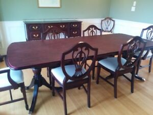 Gibbard Wellington Collection Dining Set