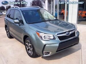 2016 Subaru Forester 2.0XT Limited EYESIGHT,TURBO,LEATHER,SUNROO