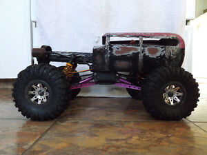 Rat Rod '32 Ford RC CAR