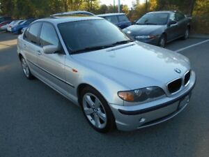2005 BMW 3-Series 325i Auto 146000KMS Like New Sedan