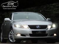 2008 08 LEXUS GS 3.5 450H SE 4D AUTO 345 BHP