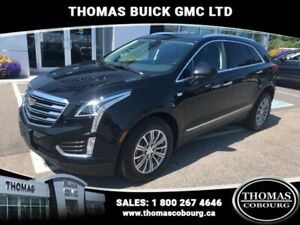 2018 Cadillac XT5 Luxury AWD  SUNROOF, AWD! New Lowered Price! $