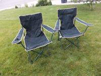 LAWN CHAIRS (SET OF 2)
