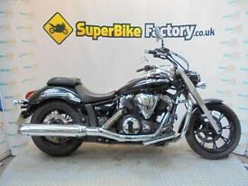 2009 59 YAMAHA XVS950 MIDNIGHT STAR