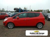 2012 Vauxhall Meriva 1.4 SE 5DR / PANORAMIC GLASS ROOF MPV Petrol Manual