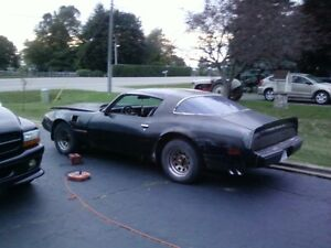 parts for a 1980 turbo trans am