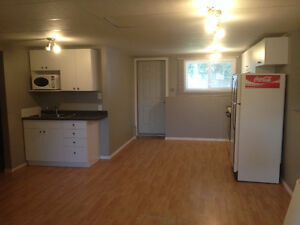 Westside basement suite available for Novembe Utilities Included