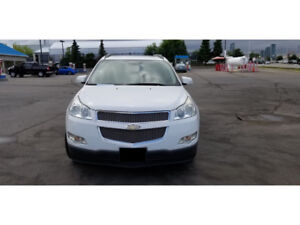 2009 Chevrolet Traverse - No Accident and Passed Emission Test