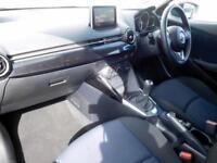 2017 Mazda 2 1.5i 90ps Sport Black 5dr 5 door Hatchback