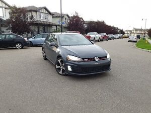 2015 Volkswagen GTI Hatchback, 2 set of tires and remote starter