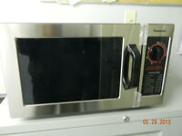 new commercial microwave