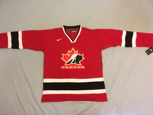 Brand New World Juinors Sidney Crosby Jersey with tags