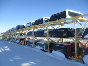 NEW AND USED TRUCK CANOPIES AT DISCOUNT PRICING!