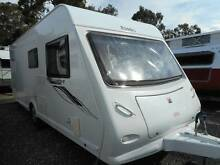 2012 Elddis Xplorer 504 Lightweight caravan Tewantin Noosa Area Preview