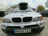 LHD BMW X5 3.0 LITRE DIESEL 1 OWNER, FBMWSH, EX-SWISS TOP SPEC AUTO, CLIMATE A/C