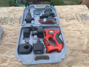 Cordless Drill Combo and Blower