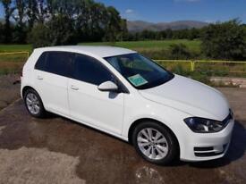 Volkswagen Golf 1.6TDI ( 105ps ) ( s/s ) 2013MY SE