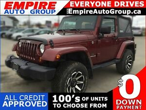 2009 JEEP WRANGLER X * 4WD * LEATHER * MINT CONDITION