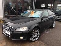 2009 (09) Audi A3 2.0TDI ( 170PS ) Sportback SE (Finance Available)