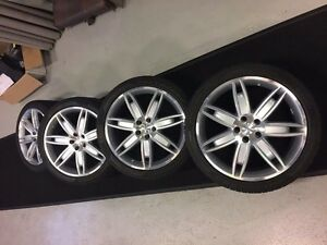 Maserati QP4 winter wheels