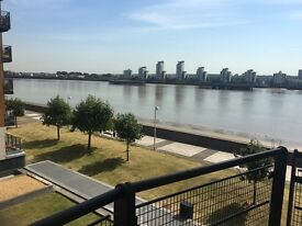 2 bedroom flat for rent in Royal Victoria Docks, E16