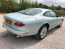 01 Y JAGUAR XK8 4.0 AUTO IMMACULATE FULL HISTORY LOW 118K ALL PAPERWORK PX SWAPS