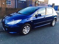 2006 Peugeot 307 1.6 16v S 5dr Swap P.x Welcome