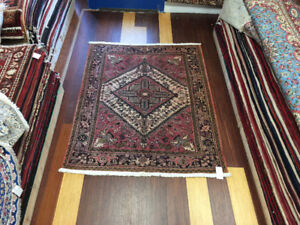 Holiday sale up to 75% off all handmade Rug|Hariz size 4.8x6.4