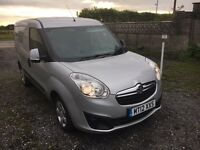 2012 Vauxhall combo 1.3 cdti sportive full service silver like new PX welcome
