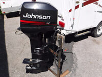35 HP JOHNSON OUTBOARD