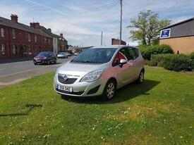 Vauxhall Meriva 1.4 16v 2011 S PX Swap Anything Considered