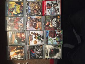 2 PS3 and games