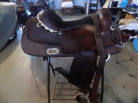 HORSE SADDLES AND ACCESSORIES, FOR SALE