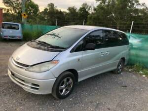 WRECKING 2002 TOYOTA TERAGO FOR PARTS Willawong Brisbane South West Preview
