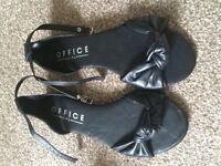 Ladies Office sandals size 5