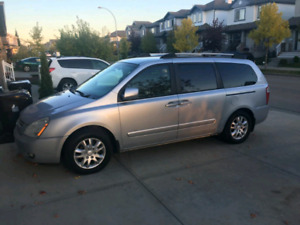 2008 Kia Sedona ex **PRICE REDUCED**
