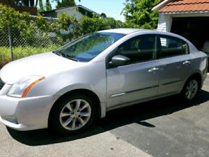 2010 Nissan sentra 2.0L automatique a/c