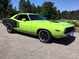 Trade my Cuda for 67 or 68 mustang fastback