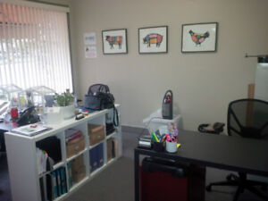 $750/200ft - RETAIL EXPOSURE PRIVATE OFFICE w/OPTION FOR STORAGE