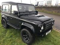 1987 D REG LAND ROVER DEFENDER 90
