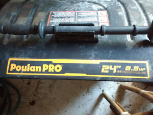 Poulin Pro Snow Blower Windsor Region Ontario image 2